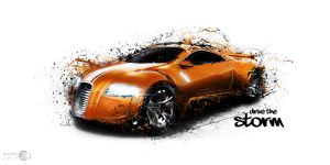 Drive The Strom by Zoa-Arts