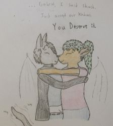 You deserve it. by Tossthegoats