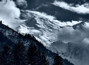 Mont Blanc 1 by themobius