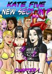 Kate Five and New Section P Chapter 1 Cover by cyberkitten01