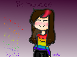 Be You~ by OliviaCxt