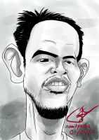 [Caricature]Amin by namikpasha