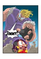 The World Hates Jimmy #1 p.20 by MadRabbitStudios