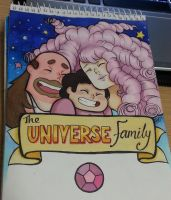 The Universe Family by meowgrowl