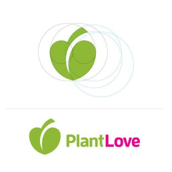 Plant Love Logo by Chili-icecream
