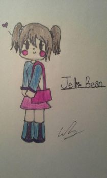 Candy Collection: Jellie Bean by OtakuFangirl1200