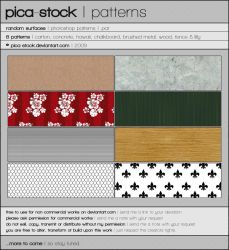 Random Surfaces by pica-stock