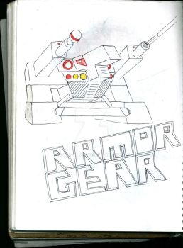 Armor Gear by HDSwag