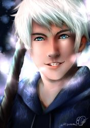 Jack Frost by Migotomew