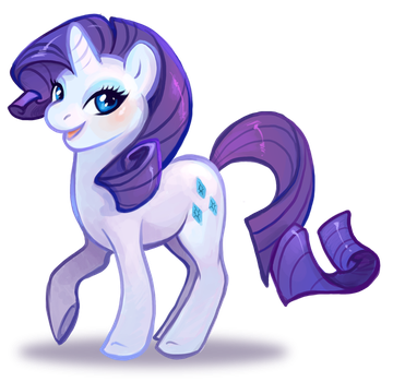 Rarity by Flying-Fox