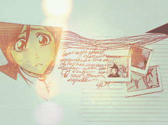 Orihime Inoue Banner by FioreNeve