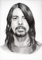 Dave Grohl by Mattessom