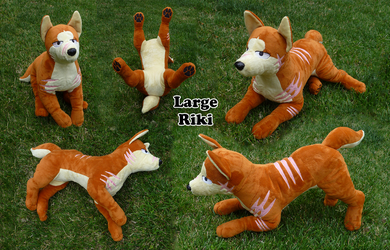 Riki Plush by yellow-fr3ak-photos