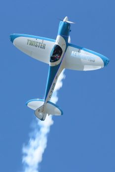 Twister Aerobatics by Daniel-Wales-Images