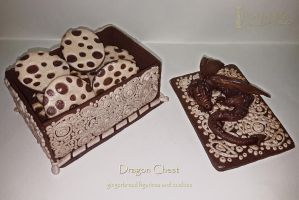 Gingerbread Dragon Chest 2 by GingerbreadFairy