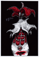 Hibiscus Demon by skellington1