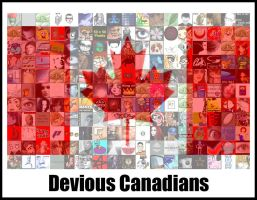 Devious Canadians by cooper