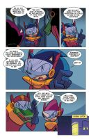 No Zone Archives Issue 2 pg05 by Chauvels