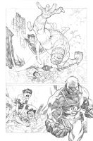 Invincible 63 page 6 by RyanOttley
