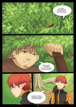 Forest of Tides G/t Page 35 by Ayami6