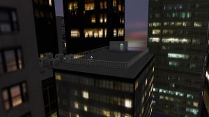 MMD City Download by 9844