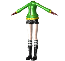 MMD DT Matryoshka v3 WIP by willianbrasil