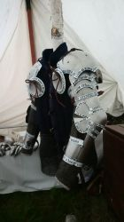 Painted armour by Noctiped