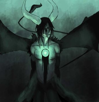 Ulquiorra by LuverOfMusic46