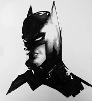 Master copy Batman by ma6