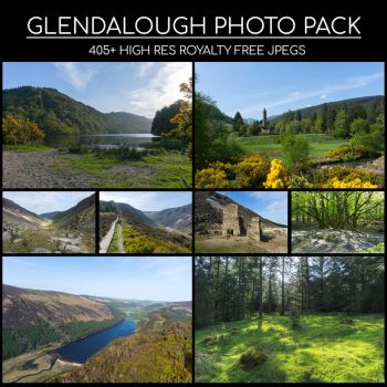 Glendalough Photo Pack by gavinodonnell