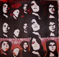 My Chemical Romance inverted by notOK