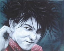 Robert Smith by xsheroinex