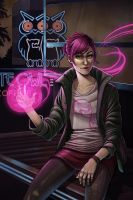 TNS: Fetch from Infamous Second Son by ElizabethBeals