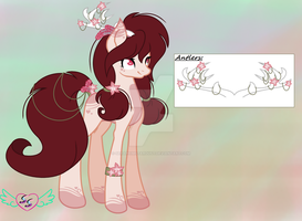 (Auction) Forest Pony Adopt CLOSED by SeraphimStardust