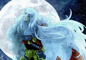Sesshomaru by Redundantthoughts