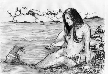 Siren by indra13