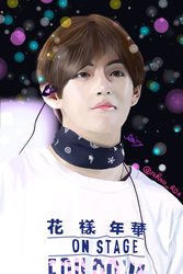 [DA] 280617 Bts V by DisappointmentRao