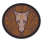 Bronze Training Token [Wild] by ReapersSpeciesHub