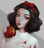 Snowwhite 80th by Junica-Hots