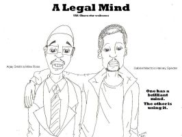 A Legal Mind by skyvolt2000