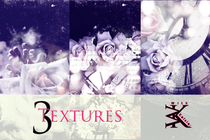 3#TexturePack by SaraGraphic