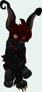 My New Second Life Avatar by ph4tcat
