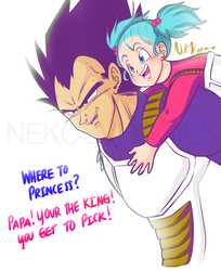 Fathers Day 2018 by NekosVeggies