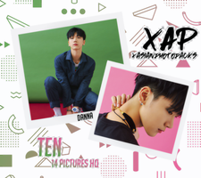 Photopack 2158 // Ten (NCT). by xAsianPhotopacks