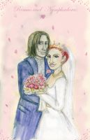 Mr and mrs Lupin by rawenna