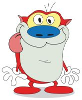 Stimpy by CartmanPT