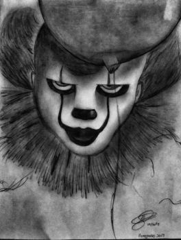 Pennywise 2017 by Kapra90