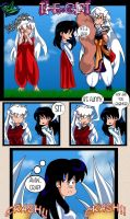 Inuyasha Comic 2 - The Gift by VioletRaine