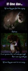 If one day.. by Zophrenia