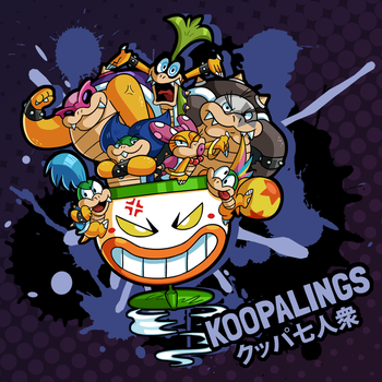 SMASH 150 - 006 - KOOPALINGS by professorfandango